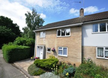 Thumbnail 3 bedroom end terrace house for sale in Thistle Grove, Welwyn Garden City, Hertfordshire