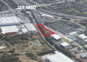 Thumbnail Land to let in Gateway Crescent, Oldham Broadway Business Park, Chadderton, Oldham