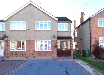 Thumbnail 3 bed semi-detached house for sale in Tyrone Road, Billericay, Essex