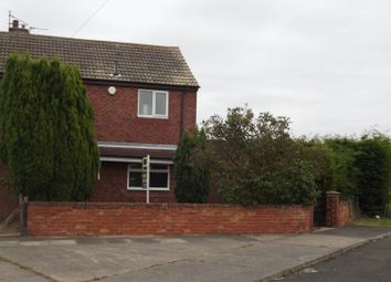 Thumbnail 2 bed semi-detached house for sale in Stakeford Crescent, Stakeford, Choppington