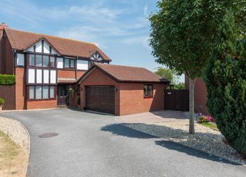 Thumbnail 4 bedroom detached house for sale in Exminster, Exeter, Devon