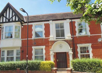 Thumbnail 3 bed flat to rent in Northcote Avenue, London