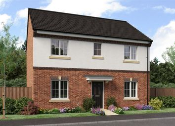 "Thumbnail 4 bed detached house for sale in ""Buchan"" at Sophia Drive, Great Sankey, Warrington"