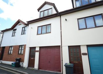 Thumbnail 2 bed terraced house for sale in Old Exeter Road, Newton Abbot, Devon