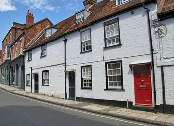 Thumbnail 2 bed cottage for sale in Church Lane, Lymington, Hampshire
