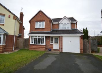 Thumbnail 4 bedroom detached house for sale in Greyfriars Close, Dudley