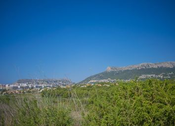 Thumbnail Land for sale in Calpe, Alicante, Spain