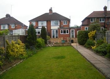 Thumbnail 3 bedroom semi-detached house for sale in Redditch Road, Kings Norton, Birmingham, West Midlands