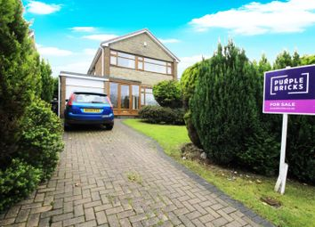 Thumbnail 3 bed detached house for sale in Hylton Road, Hartlepool