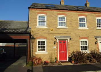 Thumbnail 2 bed end terrace house for sale in Brocklehurst Road, Kempston, Bedford