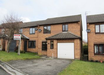 Thumbnail 3 bed detached house to rent in Wheathill Close, Ashgate