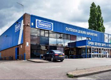 Thumbnail Warehouse for sale in Towsure Products Ltd, Long Lane, Halesowen