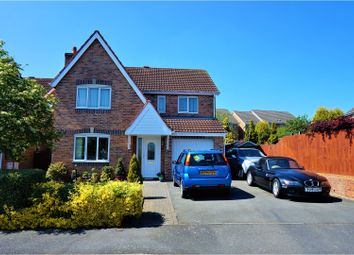 Thumbnail 4 bed detached house for sale in Rosebank View, Measham, Swadlincote