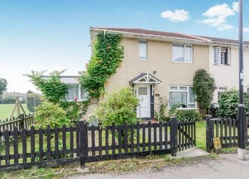 Thumbnail 3 bedroom end terrace house for sale in Crigdon Close, Southampton
