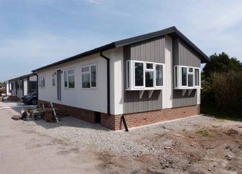Thumbnail 2 bed mobile/park home for sale in Eden Close, Luxulyan