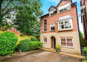 Thumbnail 4 bed detached house for sale in Orchard Rise, Hill Street, Hyde