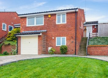 Thumbnail 3 bed detached house for sale in Chatsworth Drive, Tutbury, Burton-On-Trent