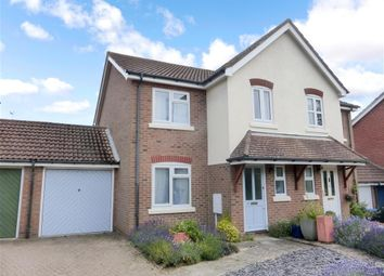 Thumbnail 3 bed semi-detached house for sale in Swan View, Pulborough, West Sussex