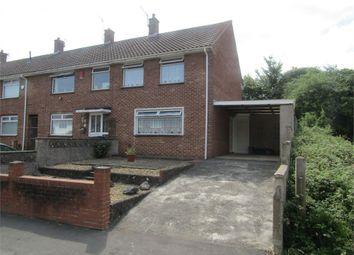 Thumbnail 2 bed end terrace house for sale in Witch Hazel Road, Hartcliffe, Bristol