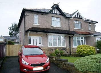 Thumbnail 3 bed semi-detached house for sale in Walverden Road, Brierfield, Nelson