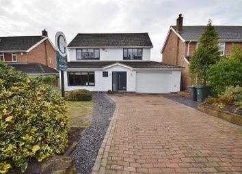 Thumbnail 4 bed detached house for sale in Swinton Rise, Ravenshead, Nottingham