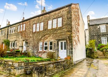 Thumbnail 3 bed end terrace house for sale in Butterley Lane, New Mill, Holmfirth