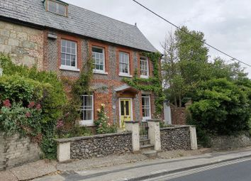 Thumbnail 5 bedroom semi-detached house for sale in 92, Carisbrooke High Street, Newport