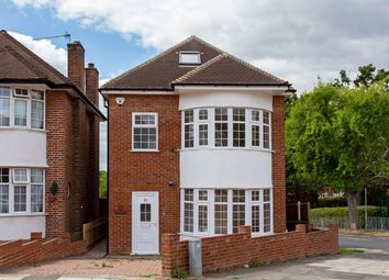 Thumbnail 4 bed detached house to rent in Knoll Drive, London