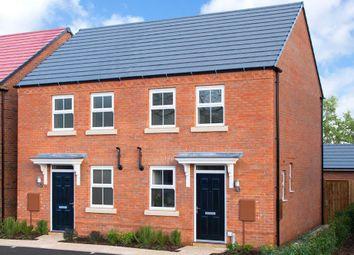 """Wilford"" at Shrewsbury Court, Upwoods Road, Doveridge, Ashbourne DE6. 2 bed semi-detached house for sale"