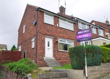 Thumbnail 3 bed semi-detached house for sale in Bradgate Road, Kimberworth, Rotherham