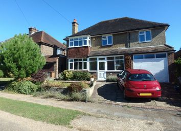 Thumbnail 5 bed detached house for sale in Copse Edge Avenue, Epsom