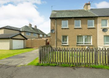 Thumbnail 3 bed semi-detached house for sale in Cunningham Gardens, Falkirk