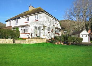 Thumbnail 3 bed semi-detached house for sale in Woodcombe, Minehead