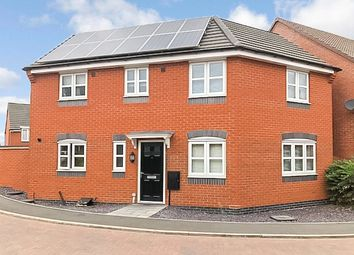 Thumbnail 3 bed detached house for sale in Boundary Close, Scraptoft, Leicester, Leicestershire