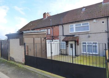 Thumbnail 3 bed terraced house for sale in Fifth Avenue, Forest Town, Mansfield