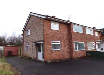 Thumbnail 3 bed semi-detached house to rent in Ivydale Road, Thurmaston