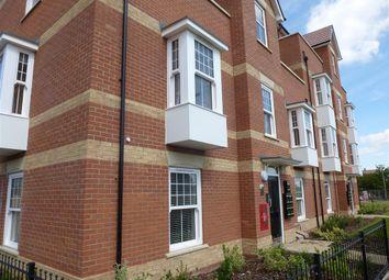 Thumbnail 2 bed flat to rent in Fletton Dell, Woburn Sands, Milton Keynes