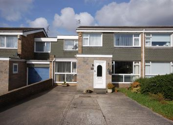 Thumbnail 3 bed semi-detached house for sale in Balroy Court, Forest Hall, Newcastle Upon Tyne