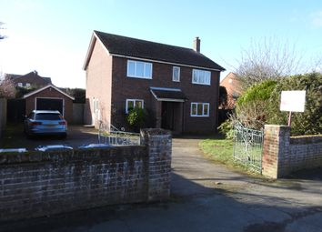 Thumbnail 4 bed detached house for sale in King Georges Avenue, Leiston