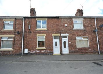 Thumbnail 2 bed terraced house for sale in Dale Street, St Helen Auckland, Bishop Auckland