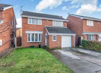 Thumbnail 4 bed detached house for sale in Fieldside, Edenthorpe, Doncaster, South Yorkshire