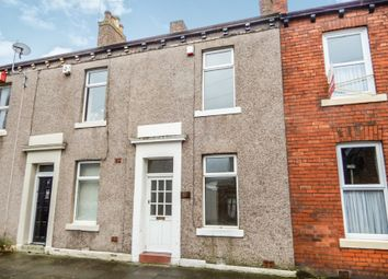 Thumbnail 2 bed terraced house for sale in 17 Newcastle Street, Carlisle, Cumbria
