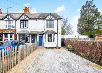 Hallowell Road, Northwood, Middlesex HA6. 3 bed end terrace house for sale