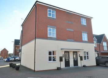 Thumbnail 2 bed flat for sale in Jeque Place, Stretton, Burton-On-Trent