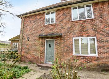 Thumbnail 1 bed flat to rent in 2 Mayes Lane Cottages, Mayes Lane, Warnham, Horsham