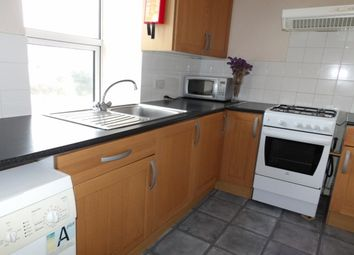 Thumbnail 3 bed maisonette to rent in Devonport Road, Stoke, Plymouth