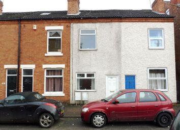 Thumbnail 2 bed terraced house for sale in Gladstone Street, Beeston, Nottingham, Nottinghamshire