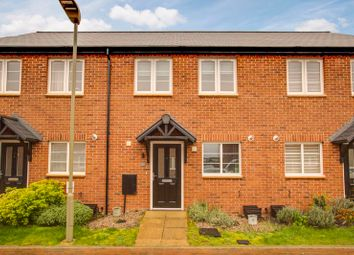2 bed terraced house for sale in Heyford Park, Camp Road, Upper Heyford, Bicester OX25