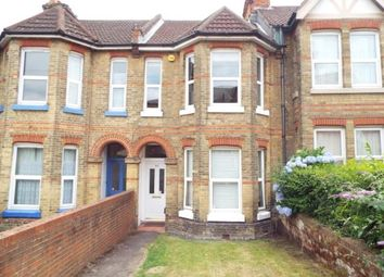 Thumbnail 6 bed terraced house for sale in Shakespeare Avenue, Southampton