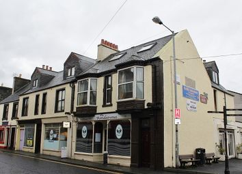 Thumbnail 3 bedroom flat for sale in Hanover Street, Stranraer